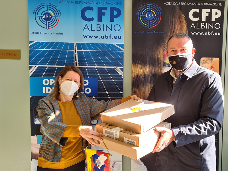 ABF CFP - Albino
