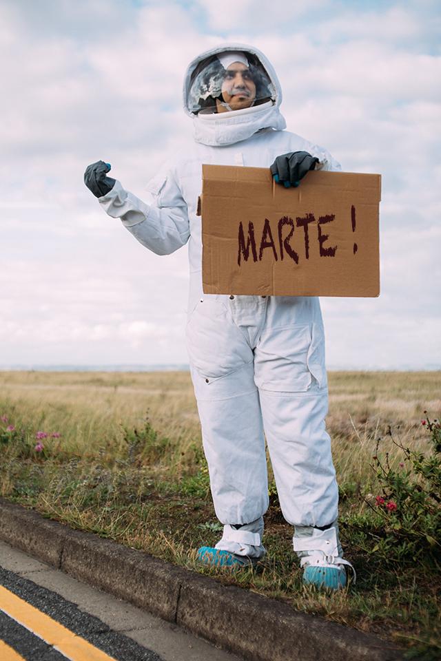 Dalla Stazione Spaziale Internazionale a Marte: un viaggio con Chiara e Paolo @ Web-Meeting